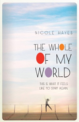 The whole of my world book cover
